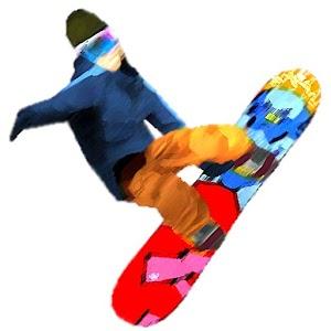 Cover art Big Mountain Snowboarding