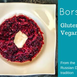 Borscht Gluten Free Recipes
