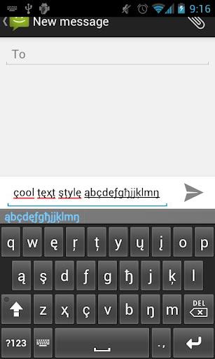 Text Styler Keyboard - Monkey
