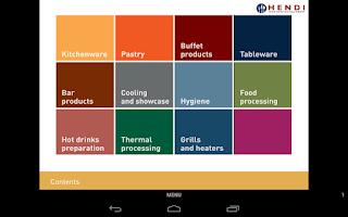Screenshot of HENDI EN