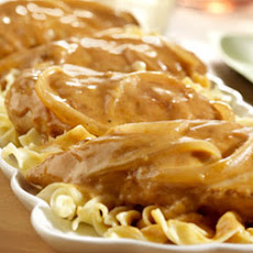 Campbell's Kitchen Easy Chicken Paprikash