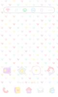 Screenshot of Heart dodol launcher theme