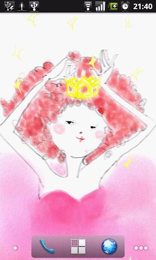 princess ライブ壁紙