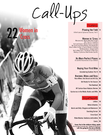 Cyclocross Magazine - screenshot