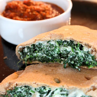 Spinach Cheese Calzone Recipes