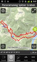 Screenshot of Wachau Nibelungengau-Kremstal