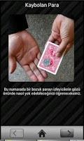 Screenshot of Sihirbazlık Dersleri