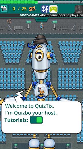 QuizTix: Video Games Quiz - screenshot