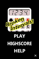 Screenshot of Broken Intervals!
