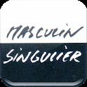 Masculin Singulier icon
