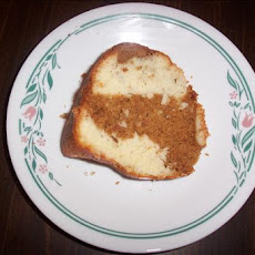 Old-Fashioned Marble Cake (No Chocolate)