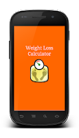 Screenshot of Weight Loss Calculator