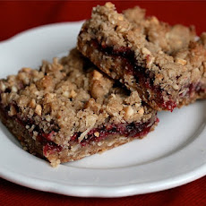 Oatmeal-Fruit-Nut Bars (From Sara Snow)