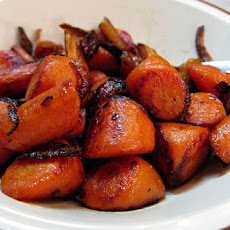 Caramelized Spicy Carrots