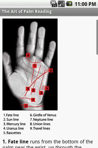玩書籍App The Art of Palm Reading免費 APP試玩