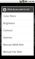 Screenshot of Photo Editor Ultimate