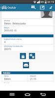 Screenshot of Oszkár Telekocsi