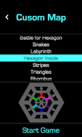 Screenshot of Battle for Hexagon
