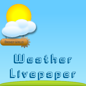 Weather Livepaper