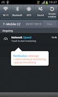 Screenshot of NetSpeed: Mobile/WiFi (Trial)