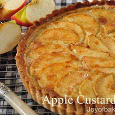 Apple Custard Tart Tested