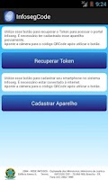 Screenshot of InfosegCode