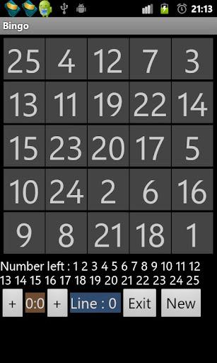 Bingo 多人賓果遊戲