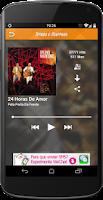 Screenshot of Sertanejo Mix