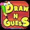hack astuce Draw N Guess Multiplayer en français