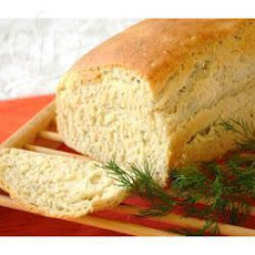 Cottage Cheese Bread with Dill