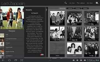 Screenshot of Rumpus - Tablet