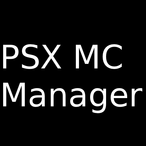 PSX MC Manager LOGO-APP點子