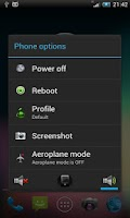 Screenshot of MATTE CM10/CM10.1/AOKP THEME