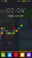 Screenshot of Windows 8 Launcher Theme