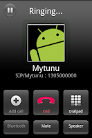 Screenshot of Mytunu