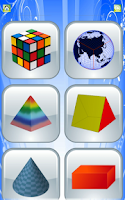 Screenshot of Shape Color For Kid