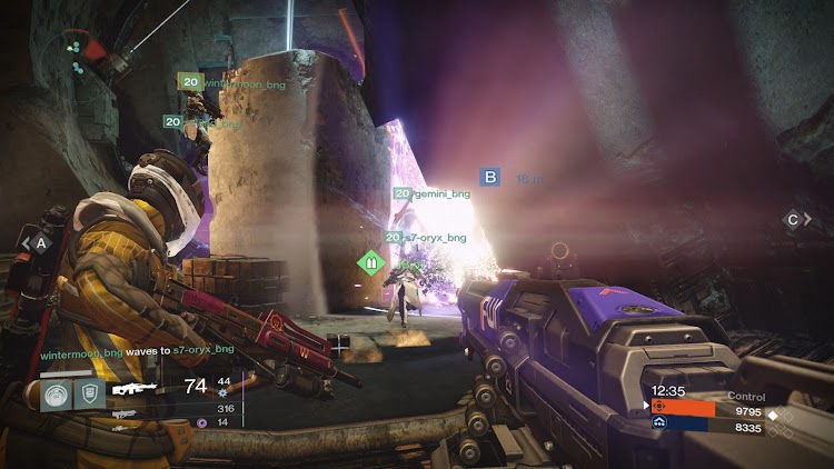 New 2-on-2 mode lands in Destiny's Crucible