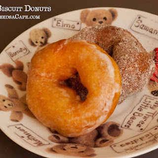 Biscuit Donuts Recipes