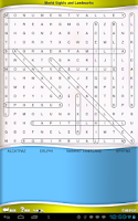 Screenshot of Astraware Wordsearch