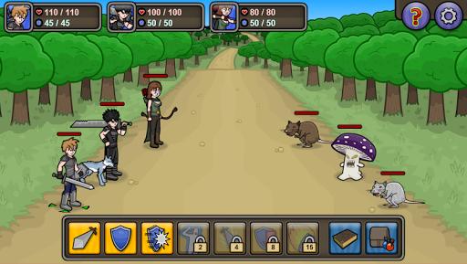 Lethal RPG: War - screenshot