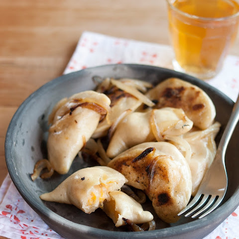 Sauerkraut, Potato & Cheese Pierogi