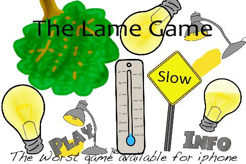 The Lame Game