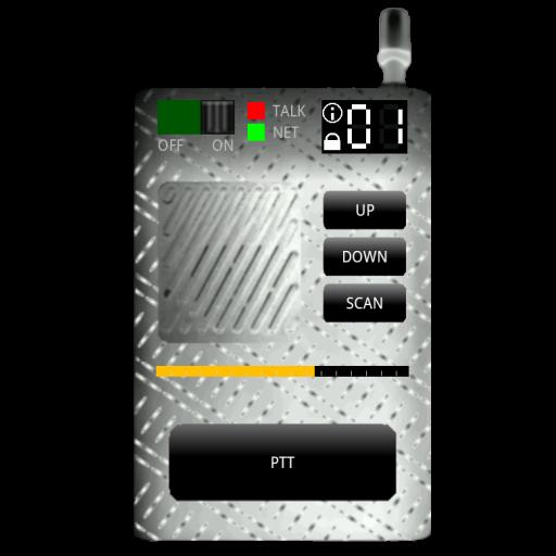 Virtual Walkie Talkie Pro 通訊 App LOGO-硬是要APP
