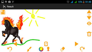 Screenshot of How Draw Mythical Creatures