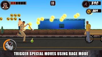 Screenshot of Singham Returns The Game