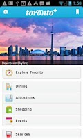 Screenshot of See Toronto - Official Guide