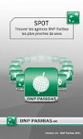 Screenshot of SPOT BNP Paribas