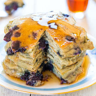 Dairy Free Blueberry Pancakes Recipes