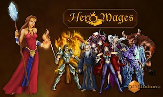 Screenshot of Hero Mages Silver