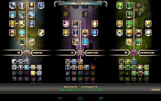 Screenshot of RIFT Soul Tree Builder